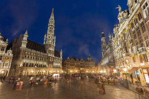 La Grand-Place, Brussels | by jiuguangw