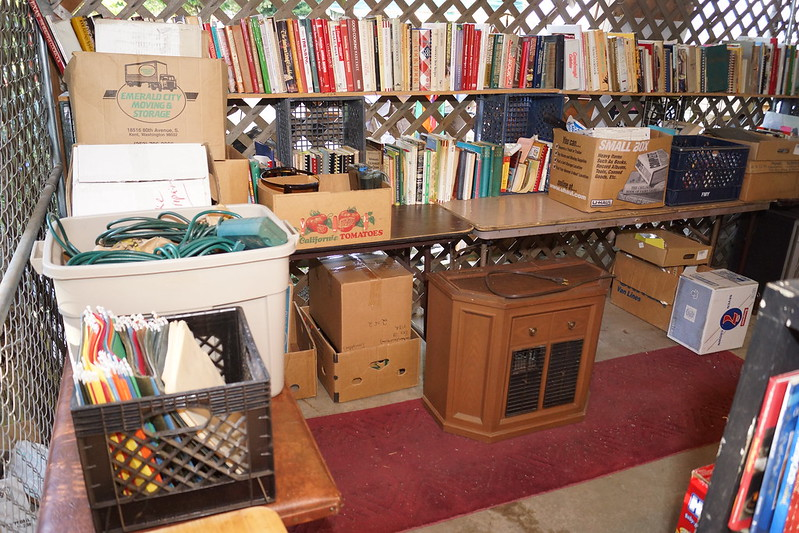 Huge Estate Sale! Castle Rock, WA August 23, 24 & 25 - 2013! Photo #DSC04373