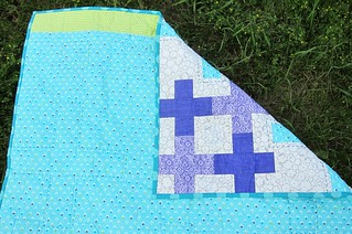 Sew Positive Baby Quilt | by Everyday Fray