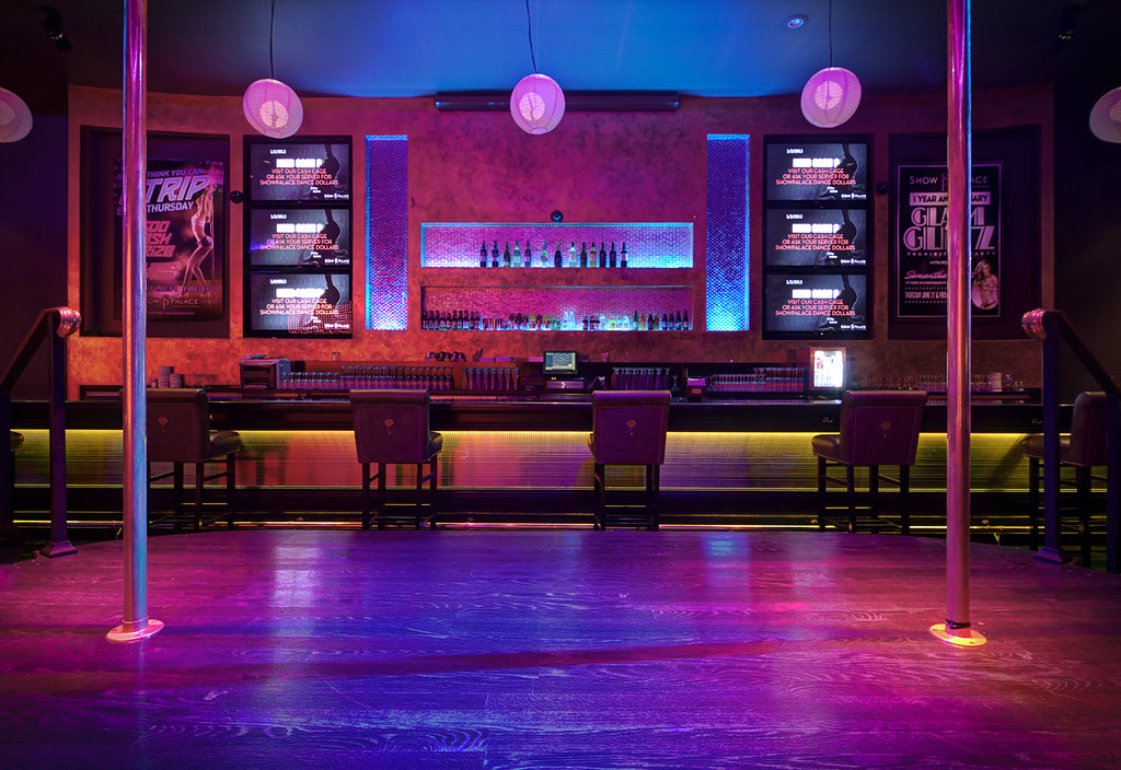 Show Palace Strip Club - Business Photography - NYC, NY, N ...