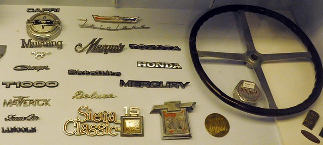 Car and Truck names - badges