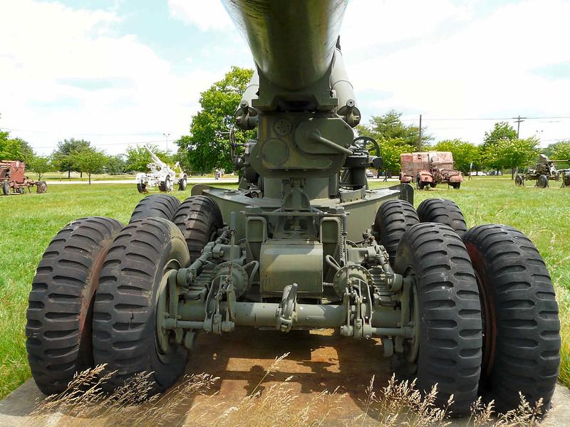 M115 203mm Howitzer (4)
