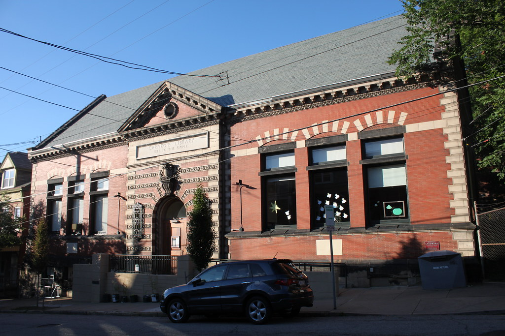 Carnegie Library Lawrenceville Branch | Joseph | Flickr