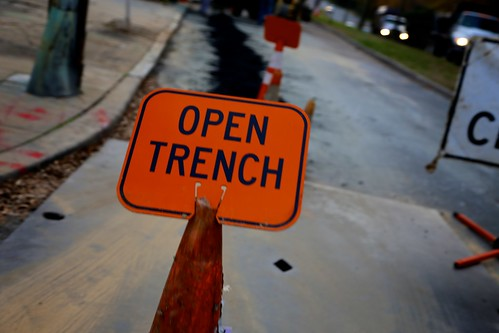 open trench | by bionicteaching
