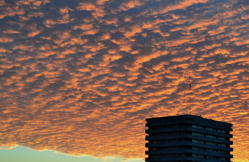 silhouette clouds sunrise coventry williambatchelorhouse coventryhighrise coventrytowerblock williambatchelorhousecoventry coventrysunrise
