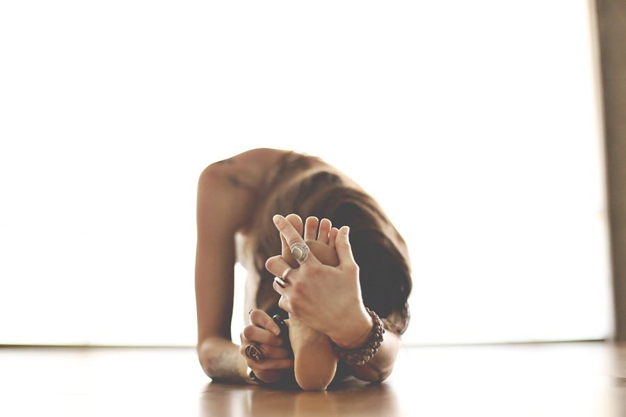 hanumanasana - full splits