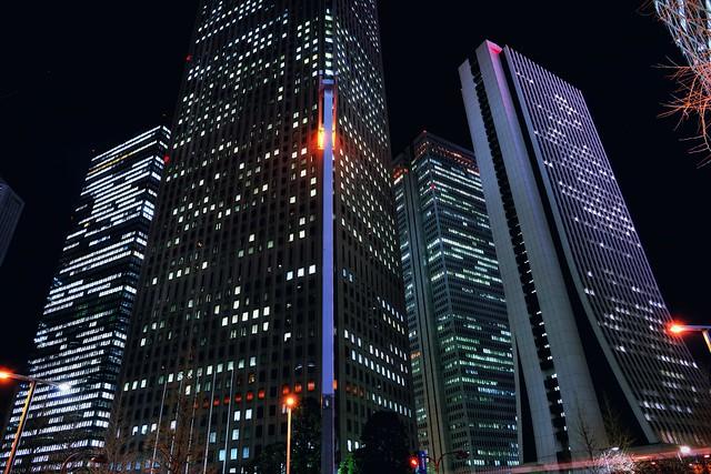 Shinjuku High-Rises