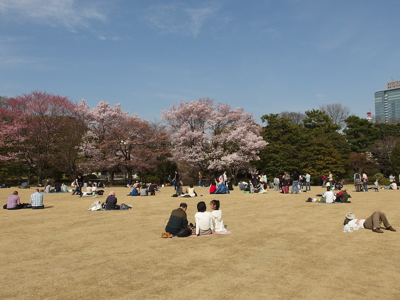Spring @ Imperial Palace East Garden
