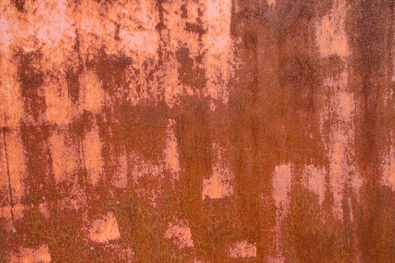 84 Rusty Color Metal texture - 21 # texturepalace