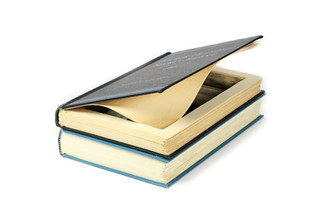 Double Stack Large Hollow Book | by Virtualdistortion