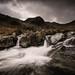 Deepdale Falls by damiendavis