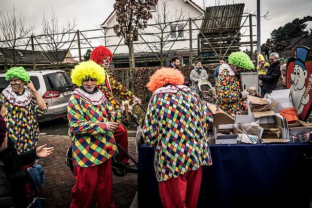 Vosselaar Carnaval 2017