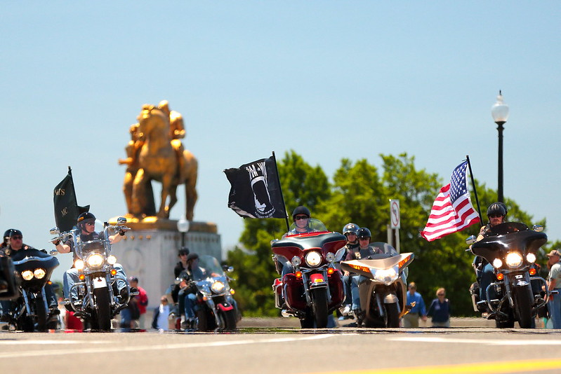 Rolling Thunder Washington DC 2013
