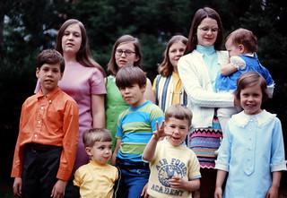 Dick, Sandra, Jerry, Carol, Bruce, Ken, Nancy, Janet, Jen, Jesse