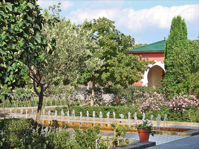 Le jardin oriental (Marzahn)