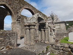 South Aisle and South Transept of Baltinglass Abbey