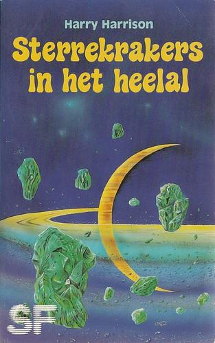 Harry Harrison - Sterrekrakers in het Heelal (Centripress 1983)