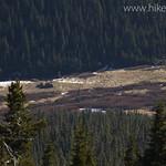 Ruins near Slide Lake
