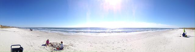 I love this panorama.
