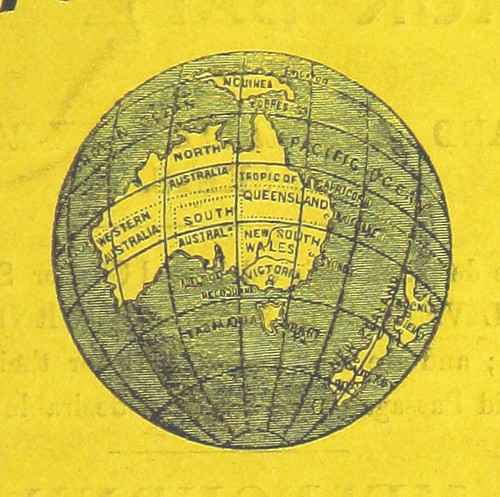 "British Library digitised image from page 3 of ""A Handbook to the Colony of Victoria, Australia [With a map.]"" 