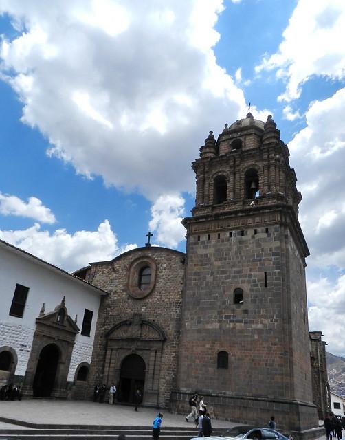Cuzco Iglesia de Santo Domingo Perú 05