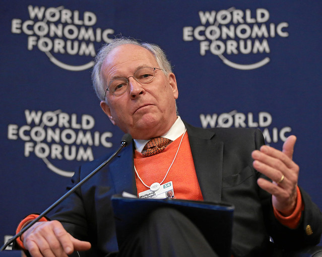 Diplomacy and Warfare in the Digital Age: Wolfgang Ischinger