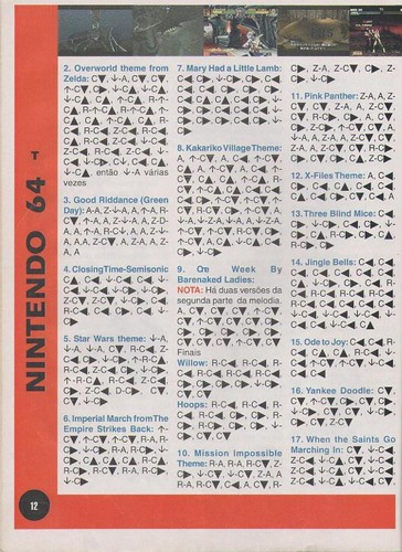 Almanaque Gamers n.06 - p.2