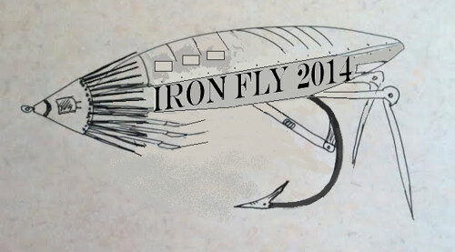 Iron Fly Image | by Maine River Guides