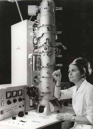 Electronmikroskop | by Tekniska museet
