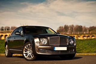 Mulsanne (Mk2) - Bentley