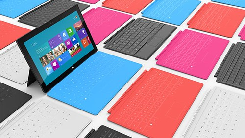 Microsoft Surface Tablet | by theglobalpanorama