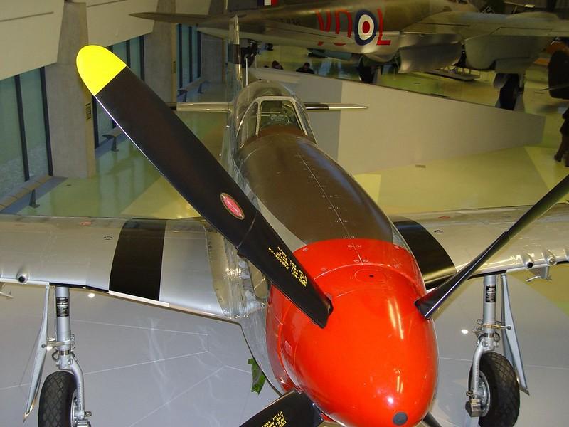 Североамериканский P-51D Mustang 3