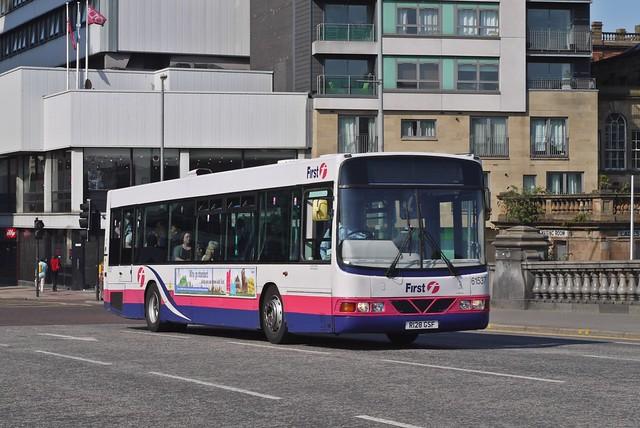 First Glasgow 61537 (R129GSF)