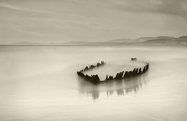 Wreck of The Sunbeam III