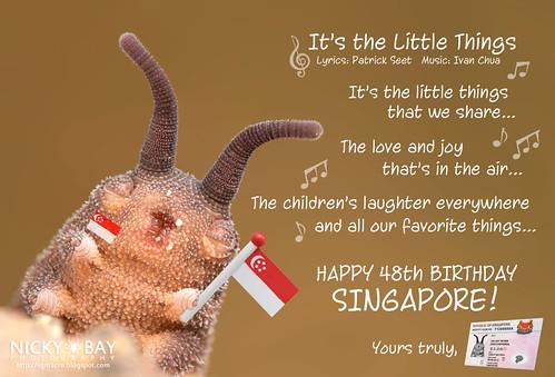Happy Birthday Singapore! | by nickybay