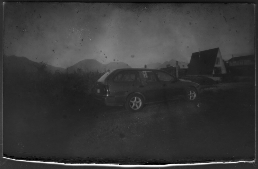 NZ 32 | Okuru Pinhole photography & Alternative Coffee devel