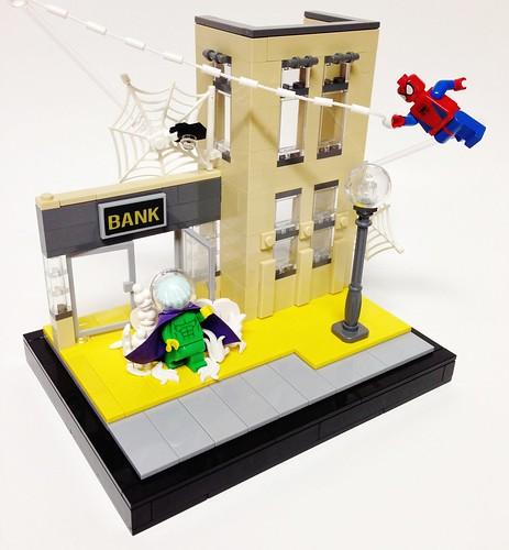 Spider-Man vs Mysterio