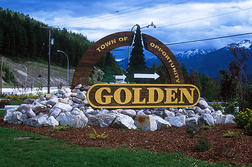 Golden, BC Rockies, Kootenay Rockies, British Columbia, Canada