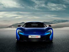 McLaren 650S Coupé, @Geneva 2014