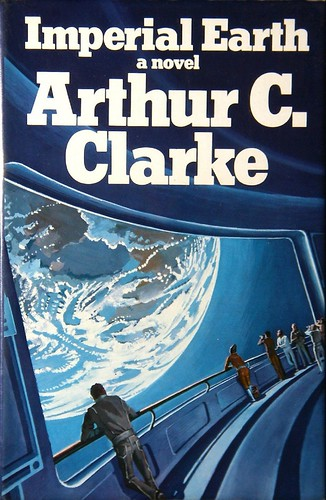 Arthur C. Clarke - Imperial Earth (Gollancz 1975)