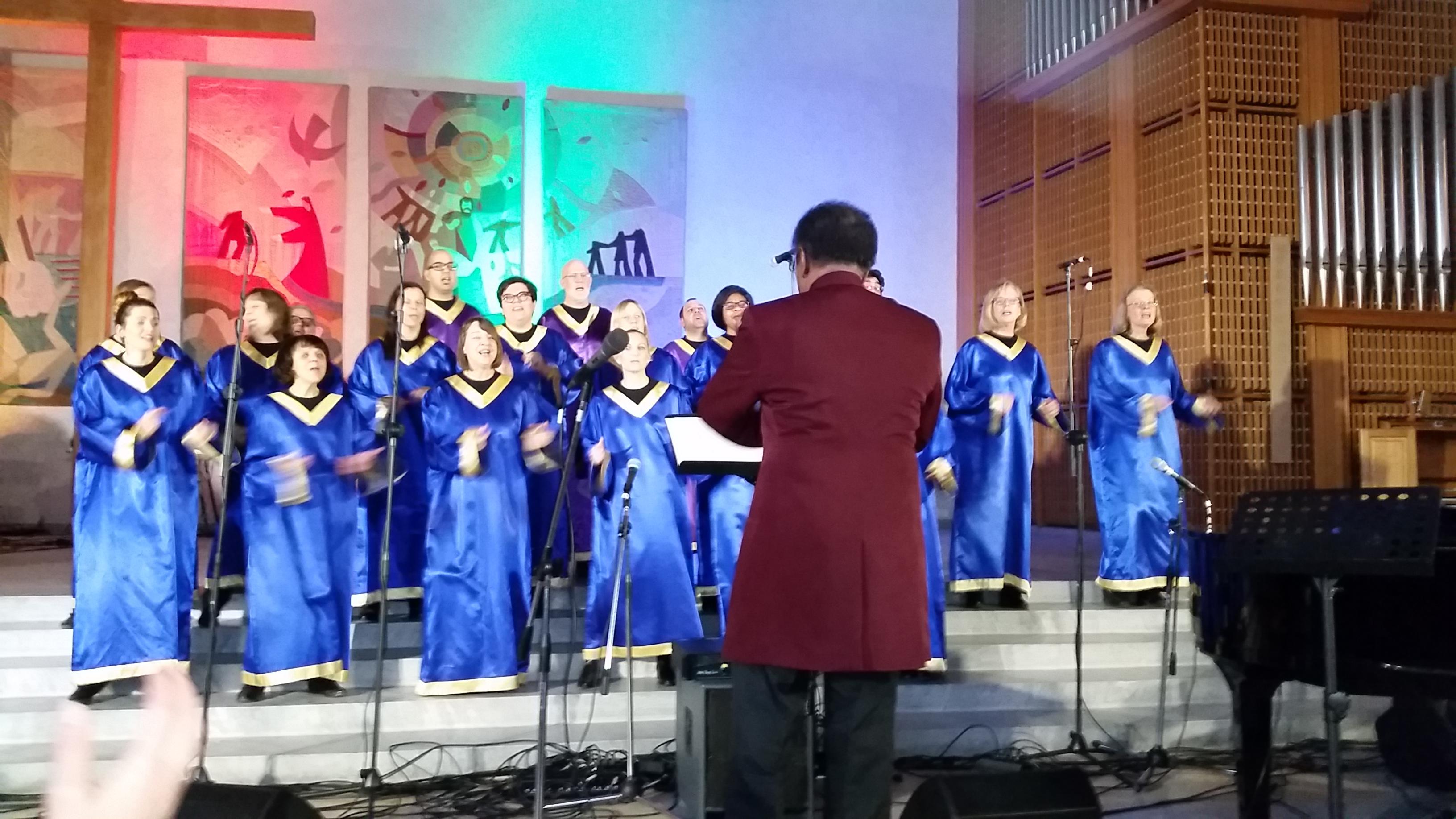 Gospel-Festival Albisrieden, 5. Februar 2017