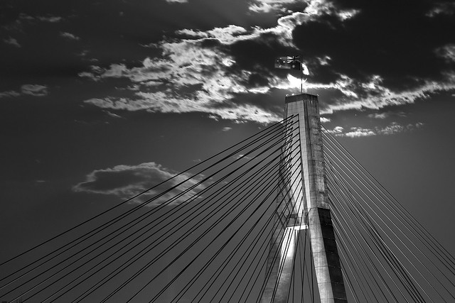 Anzac Bridge #2