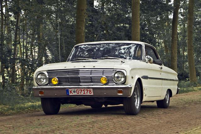 Ford Falcon Futura 1963 (4529)