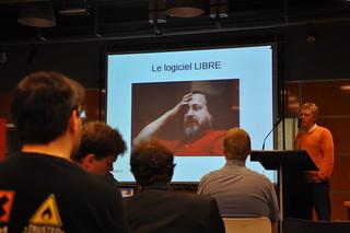 Ubuntu Party 13.04 Samedi