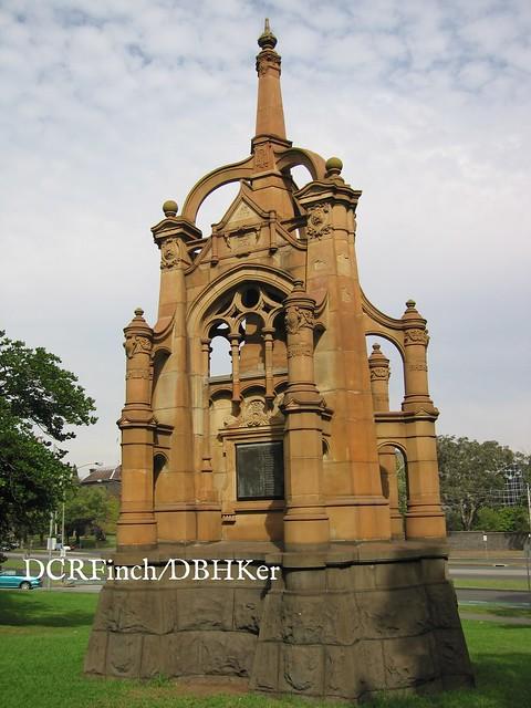 Boer War Memorial - Melbourne - 1903