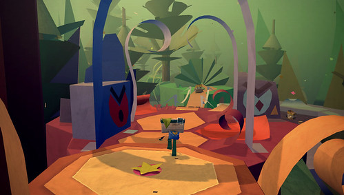 Tearaway - Screen 2 | by Community Mag