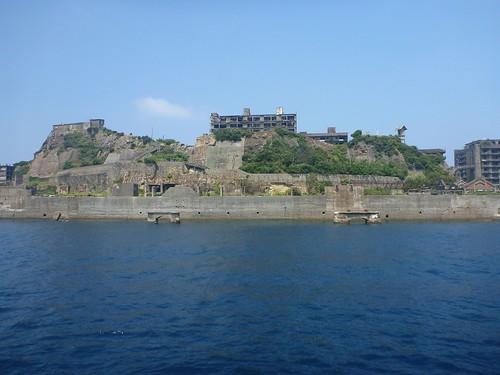 Gunkanjima Island, Nagasaki