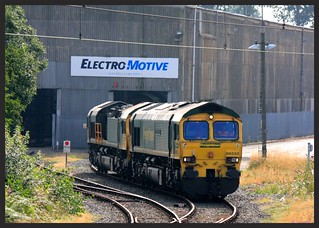 Electro Motive Diesel >> Electro Motive Diesel Ltd Longport Depot Being In The Righ
