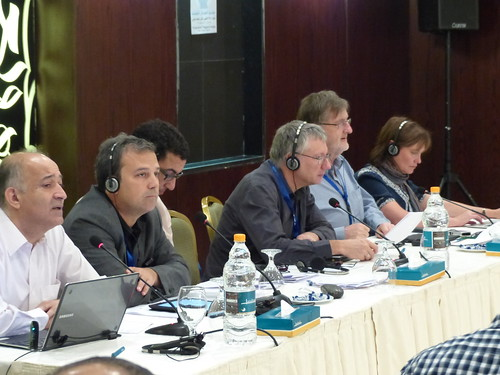 Panel: Labour rights in the Gulf States | by International Transport Workers' Federation