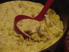 Fish chowder